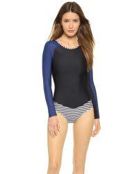 Seea - Multicolor Palmas Surf Suit - Nautique - Lyst