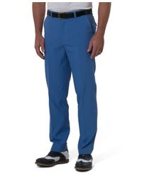Brooks Brothers - Blue St Andrews Links Plain-front Golf Pants for Men - Lyst