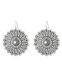 Sam Edelman | Metallic Large Filagree Drop Earrings | Lyst