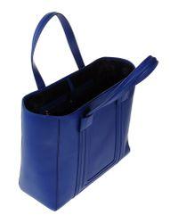 Emanuel Ungaro - Blue Handbag - Lyst