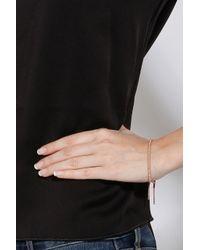 Carolina Bucci - Red Disco Ball Tassel Bracelet - Lyst