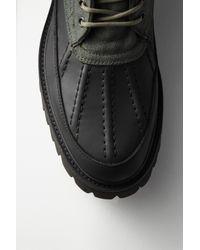 Rag & Bone - Green Spencer Duck Boot High for Men - Lyst