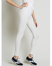 Free People - White Intimately Womens Cozy Up Pants - Lyst
