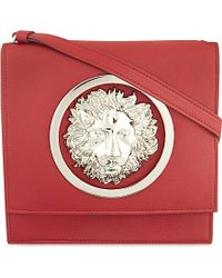 Versus | Red Lion Cross-body Bag | Lyst