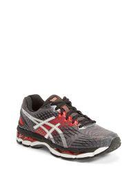 Asics - Black 'Gel-Nimbus 17' Running Shoe for Men - Lyst