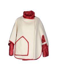 Tsumori Chisato - White Jacket - Lyst