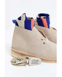 Clarks | Brown Made In Uk 65th Anniversary Desert Boot for Men | Lyst