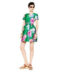 kate spade new york - Multicolor Stelli Dress - Lyst