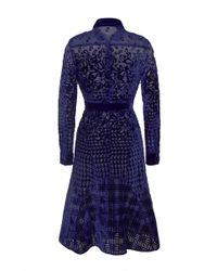 Mary Katrantzou - Blue Corine Dress - Lyst