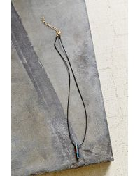 Urban Outfitters | Multicolor Konsidine Needle Necklace | Lyst