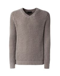 Iris Von Arnim | Gray Pullover Lennox for Men | Lyst