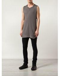 Julius - Black Skinny Jeans for Men - Lyst
