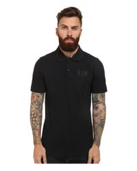 G-Star RAW | Blue Hav Polo for Men | Lyst