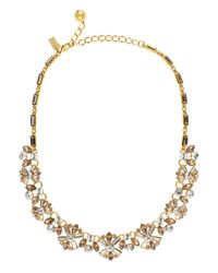 kate spade new york - Multicolor Cocktails & Conversation Small Necklace - Lyst