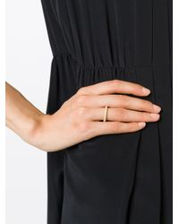 Carolina Bucci | Metallic 'mirador' Band Ring | Lyst