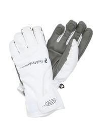 Peak Performance | White Chute Gore-tex Ski Gloves | Lyst