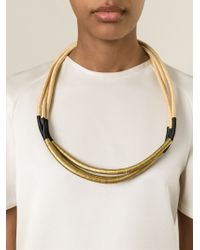 Forte Forte - Natural Wrap Necklace - Lyst