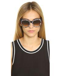 Peter & May Walk - Black Florentine Sunglasses - Lyst