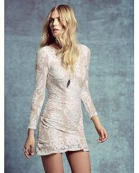 Free People | Multicolor Night To Remember Mini | Lyst