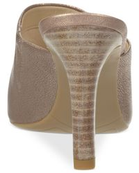 Franco Sarto - Brown Quala Mules - Lyst