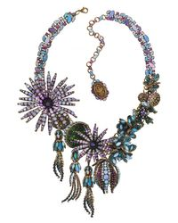 Miranda Konstantinidou Chez Carré Y. | Multicolor Alien Anemone Necklace | Lyst