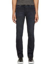 Nudie Jeans - Deep Blue Grim Tim Jeans for Men - Lyst