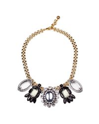 Lulu Frost - Metallic New Clarity Necklace - Lyst