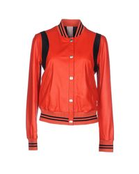 People - Red Jacket - Lyst