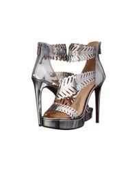Jessica Simpson | Metallic Azure | Lyst