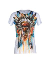 Balmain - Multicolor T-shirt for Men - Lyst