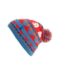 The North Face | Multicolor 'ski Tuke V' Beanie for Men | Lyst