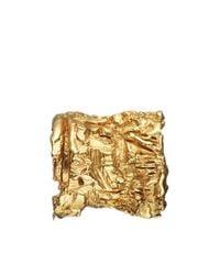 Alighieri | Metallic Pier Della Vigna Ring | Lyst