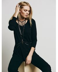 Free People | Metallic Ventura Body Chain | Lyst