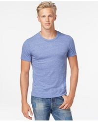 Alternative Apparel | Blue Eco T-shirt for Men | Lyst