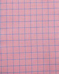 Eton of Sweden | Red Contemporary-Fit Gingham-Windowpane Woven Dress Shirt for Men | Lyst