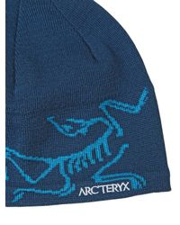Arc'teryx - Blue Bird Head Toque Wool Blend Hat for Men - Lyst