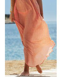Melissa Odabash | Pink Strapless Dress Mia | Lyst