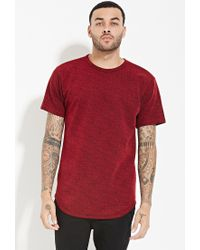 Forever 21 | Red Eptm. Black Noise Tee for Men | Lyst