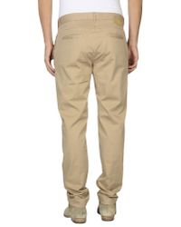 Fendi - Natural Casual Trouser for Men - Lyst