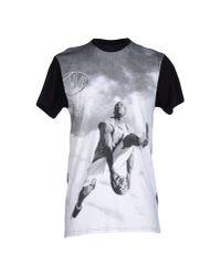 ELEVEN PARIS - Black T-shirt for Men - Lyst