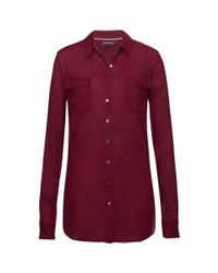 Tommy Hilfiger | Purple Femi Shirt | Lyst