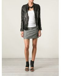 Giorgio Brato | Black Zipped Jacket | Lyst