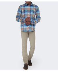 Jacob Cohen   Natural Slim Fit Comfort Jeans for Men   Lyst