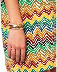 Gorjana - Metallic Graham Double Strand Triple Wrap Bracelet for Men - Lyst