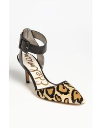 Sam Edelman - Black 'okala' Pump - Lyst