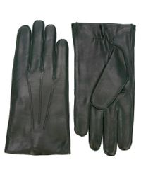Orciani - Green Classic Gloves for Men - Lyst