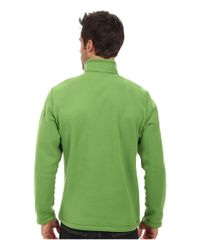 The North Face - Green Tka 100 Glacier 1/4 Zip for Men - Lyst