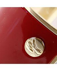 Manila Grace | Red Bijoux Bracelet Rigido Glazed | Lyst