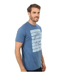 Jack O'neill | Blue Hooked Short Sleeve Screen Tee for Men | Lyst
