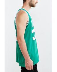 Mitchell & Ness - Green Larry Bird Celtics Jersey for Men - Lyst